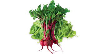 Beetroot and Spinach Leaf SuperFood Ingredient
