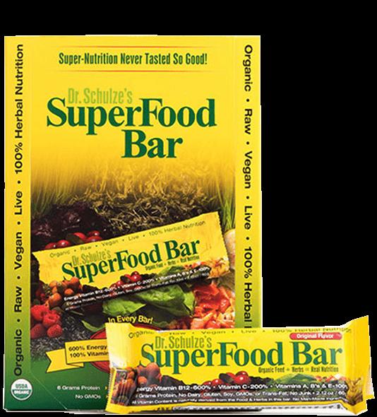Dr. Schulze's SuperFood Bars (2)