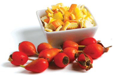 Rose Hips, Lemon and Orange Peels SuperFood Ingredient