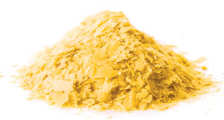 Non-Fermentable Saccharomyces Cerevisiae Nutritional Yeast SuperFood Ingredient