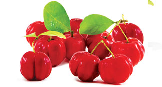 Acerola Cherries SuperFood Ingredient