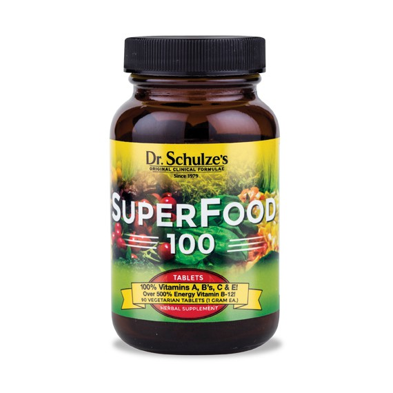 Superfood Plus Tablets Super Food Vitamins Dr Schulze