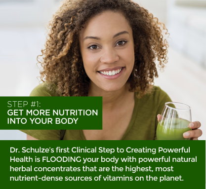 Step #1 Nutrition Image