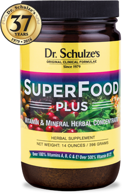 Superfood Plus for banner